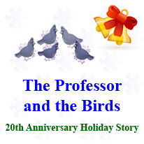 The Professor and the Birds